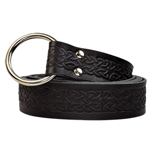 Picture for category Leather Ring Belts