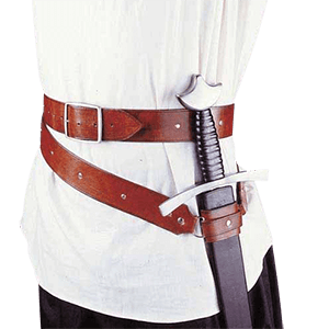 Picture for category Leather Sword Belts