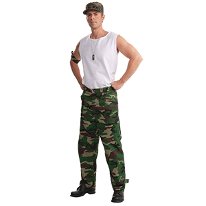 Picture for category Military Costumes