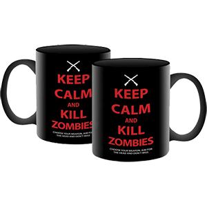 Picture for category Zombie Glasses & Drinkware