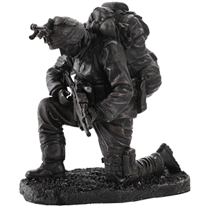 Picture for category Military Statues & Decor