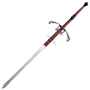 Picture for category Flamberge Swords