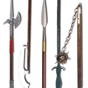Picture for category Medieval Pole Weapons