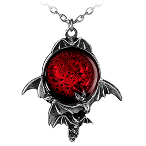 Picture for category Gothic Bat Pendants