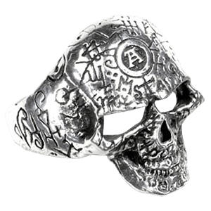 Picture for category Gothic Skull Rings
