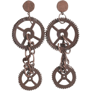 Picture for category Steampunk Earrings
