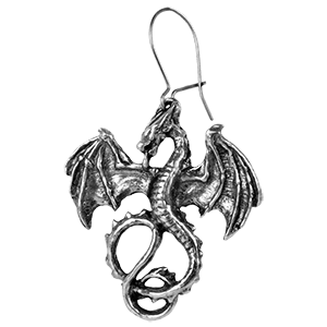 Picture for category Dragon Earrings