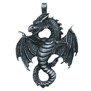 Picture for category Dragon Pendants & Charms