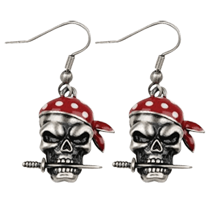 Picture for category Pirate & Nautical Earrings