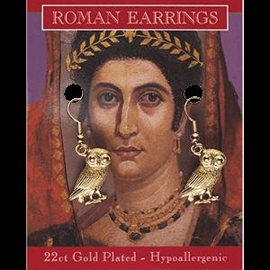 Picture for category Greek & Roman Earrings