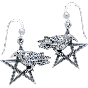 Picture for category Wiccan Earrings