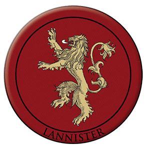 Picture for category Shop for House Lannister