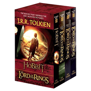 Picture for category Lord of the Rings Books & Novels