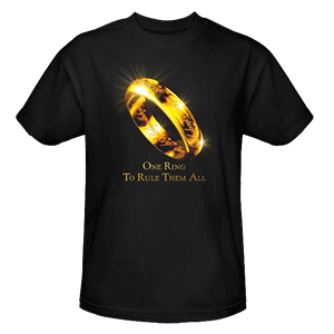 Picture for category Lord of the Rings T-Shirts