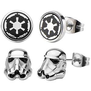 Picture for category Star Wars Earrings