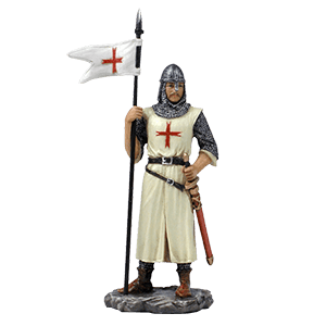 Picture for category Crusader Statues & Home Decor