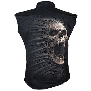Picture for category Mens Gothic Sleeveless Shirts