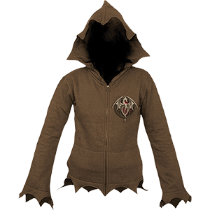 Picture for category Womens Gothic Hoodies