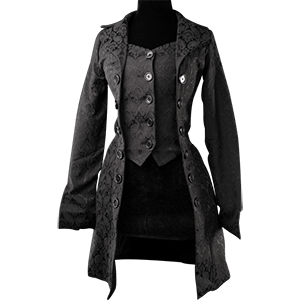 Picture for category Womens Gothic Jackets & Coats