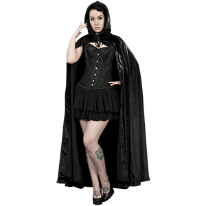Picture for category Womens Gothic Shrugs, Boleros & Capes