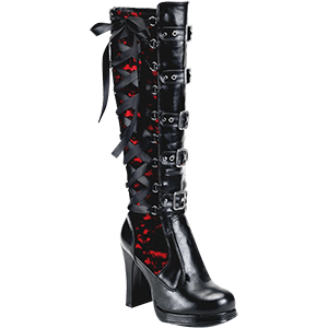 Picture for category Womens Gothic Footwear