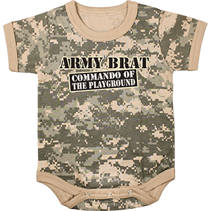 Picture for category Kid's Military Apparel
