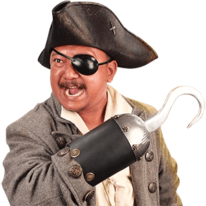 Picture for category Pirate Accessories