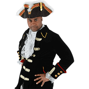 Picture for category Pirate Hats & Wigs