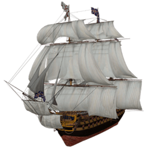 Picture for category Model Pirate Ships