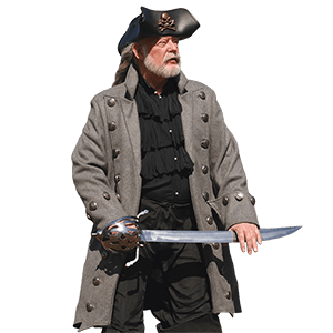 Pirate Clothing, Pirate Coats, and Buccaneer Apparel from