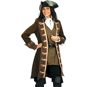 Picture for category Women's Pirate Clothing