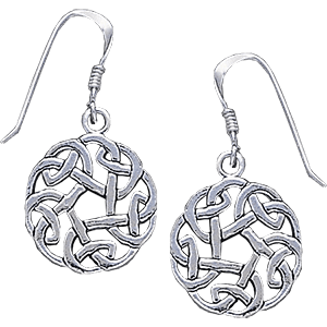 Picture for category Celtic Earrings