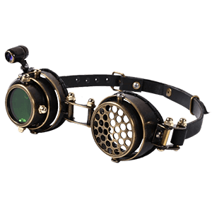 Picture for category Steampunk Goggles