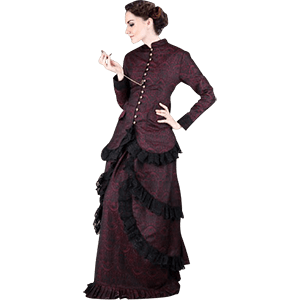 Picture for category Complete Steampunk Ensembles for Women
