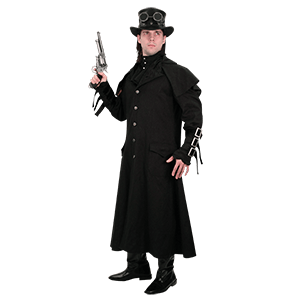 Picture for category Mens Steampunk Jackets & Coats