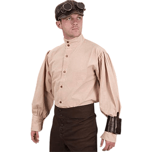 Picture for category Mens Steampunk Shirts