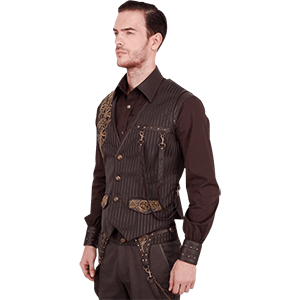 Picture for category Mens Steampunk Vests