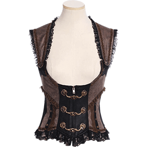 Picture for category Womens Steampunk Harnesses & Vests