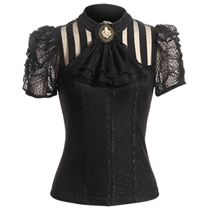 Picture for category Womens Steampunk Shirts & Tops