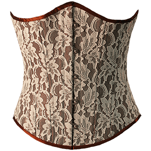 Picture for category Womens Steampunk Underbust Corsets