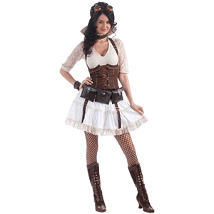 Picture for category Womens Steampunk Costumes