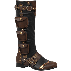 Picture for category Mens Steampunk Footwear
