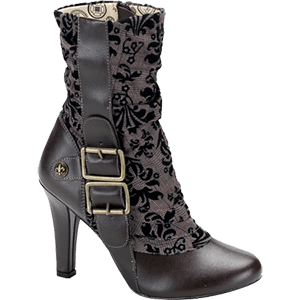 Picture for category Womens Steampunk Footwear