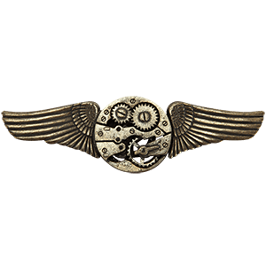 Picture for category Steampunk Brooches & Pins