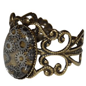 Picture for category Steampunk Rings
