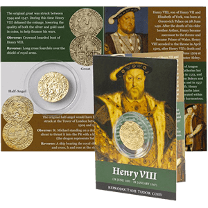 Picture for category Tudor Coins