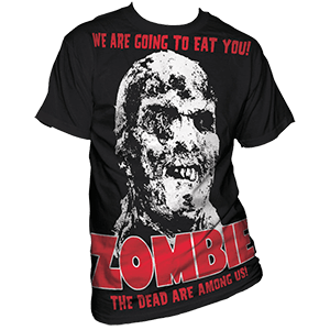 Picture for category Mens Zombie T-Shirts
