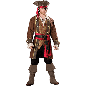 Picture for category Men's Pirate Costumes