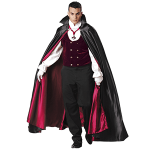 Picture for category Men's Gothic Costumes