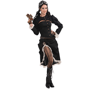 Picture for category Women's Steampunk Costumes